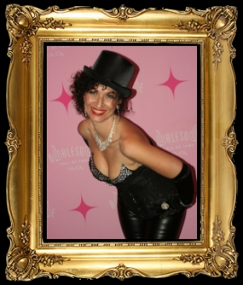 Meta Morphose - The Pearl And Sweetest Seduction Of Burlesque - Burlesque Performer - Munich / Germany